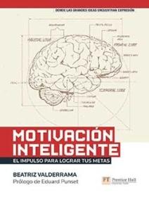 """Portada del libro """"Motivación Inteligente"""""""