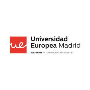 Logo Universidad Europea Madrid